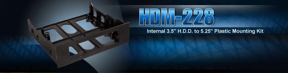 HDM-228 HEADER
