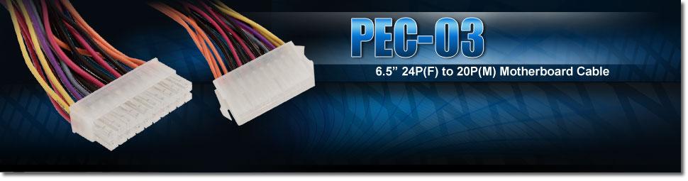 PEC-03 HEADER